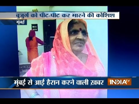 Minor burglar held over bid to kill elderly woman in Mumbai