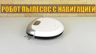 Робот-пылесос iClebo Omega с интеллектуальной навигацией(Подпишитесь на нас по ссылке! Это важно! https://goo.gl/JF7qBv Полный обзор: http://www.ixbt.com/home/iclebo-omega.shtml Робот-пылесос..., 2017-01-18T12:44:36.000Z)