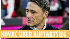 """Bayern-Trainer Kovac: """"Hartes Stück Arbeit"""" - FCB schlägt Hoffenheim"""