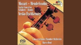 Rondo in A Major, D. 438: Adagio - Allegro giusto