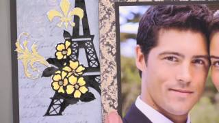 Spring Look 2017: Romantique Scrapbooking Collection - Paper Wishes Weekly Webisodes