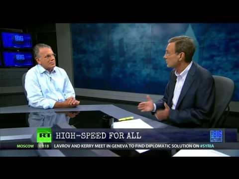 Myths of America's broadband debated....