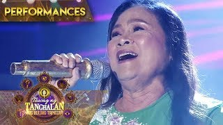Violeta Bayawa | Gaano Ko Ikaw Kamahal (Day 3 Grand Finals) | Tawag ng Tanghalan
