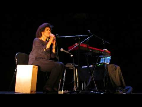 The Letters - Sharon Robinson live - The Minard, Ghent 9/7/2016