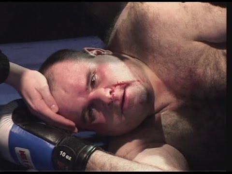 Classic Unlicensed Boxing  Rhino v Andy 'Pitbull' Hunter