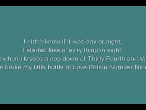 Love potion No 9   The Seekers [karaoke]