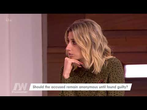 Stacey Can Understand Why Victims Name Their Assailant  Loose Women