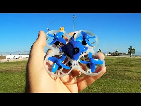 Beta 75X Extreme Brushless 2S Whoop FPV Racer Flight Test Review