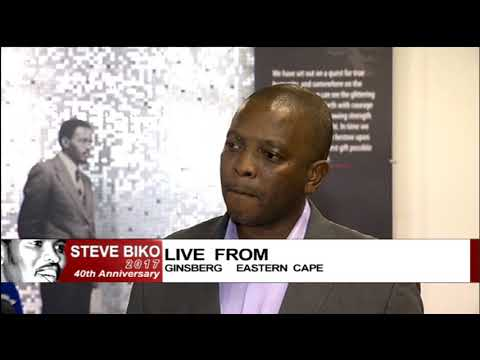 Nkosinathi Biko on his father Steve Biko
