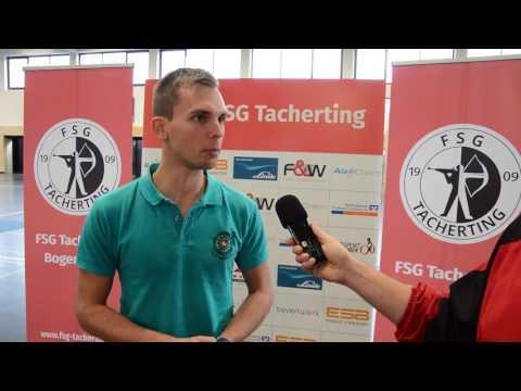 Christian Weiss - Interview | Tacherting 2016