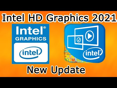 How To Update Intel Graphics Driver in Windows 10,7,8 [INTEL HD GRAPHICS] 2020 New Update