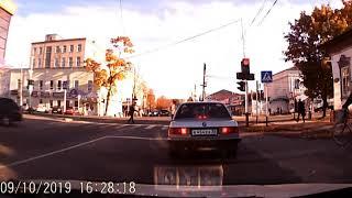 Автохамы в Новозыбкове.