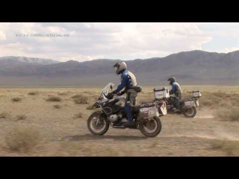 Crossing Mongolia (BMW 1200 GS + Land Rover Defender)