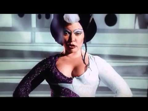 Susan Tyrrell Singing Witche's Egg in The Forbidden Zone