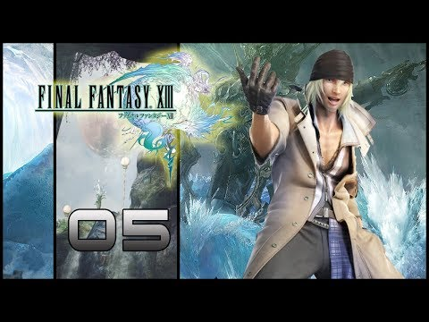 Guia Final Fantasy XIII (PS3) Parte 5 - Lago Bresha (1-2)