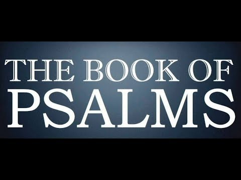 The Book Of Psalms, The Holy Bible, Complete Audiobook