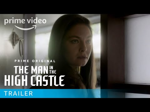 Man in the High Castle Season 2 - Launch Trailer | Amazon Prime