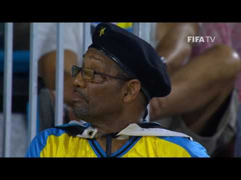 Match 12: Senegal V Bahamas - FIFA Beach Soccer World Cup 2017