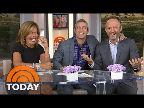 John Benjamin Hickey: Kissing Ashley Judd Was 'Fantastic' | TODAY