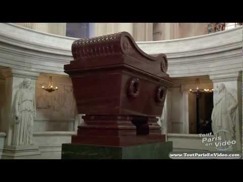 Les Invalides et le Musée de l'Armée Paris (Full HD)
