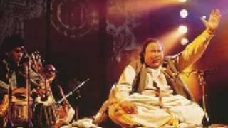 Nusrat Fateh Ali Khan-Hanju Akhian De part-2/2