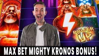 ⚡ Kronos POWERS UP a Big Win 🔥 BONUS after BONUS 🎰Vegas Slot Action with BCSlots