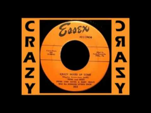 PETER & MARY - Crazy Mixed Up Song (1954)