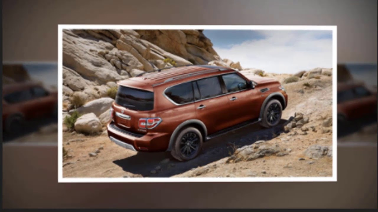 Nissan Armada Towing Capacity >> 2019 Nissan Armada Towing Capacity 2019 Nissan Armada Pictures New Car Sales