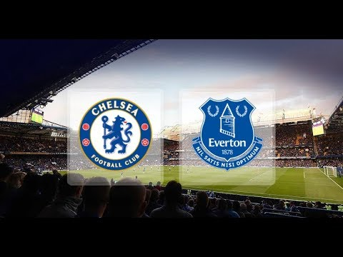 Image result for Chelsea vs Everton live pic logo