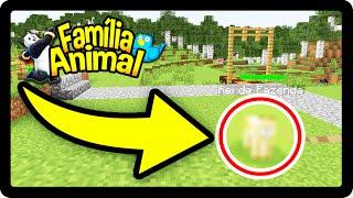 Minecraft: O ANIMAL MAIS ESPERADO DA SÉRIE!!! - FAMÍLIA ANIMAL #14