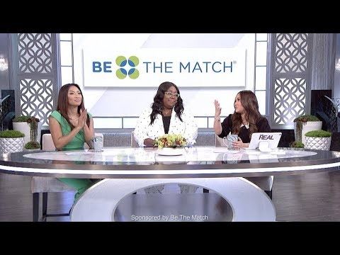 Saving a Life with Join.BeTheMatch.org/TheReal