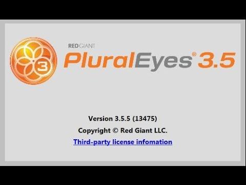 Pluraleyes 3.5.5 установка Premiere Pro CC 2014
