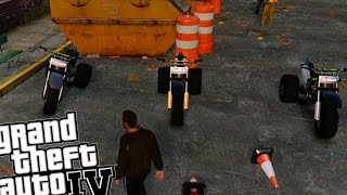 GTA IV - Dirt Bike Tric (3 Wheeler Dirt Bike)