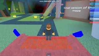 Copy of PLAYING AN OBBY PART 2!/ Roblox Exploration Obby 2 BETA CCK