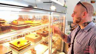 Jakarta & the Chocolate Shop - CAKE TRAVELS #13