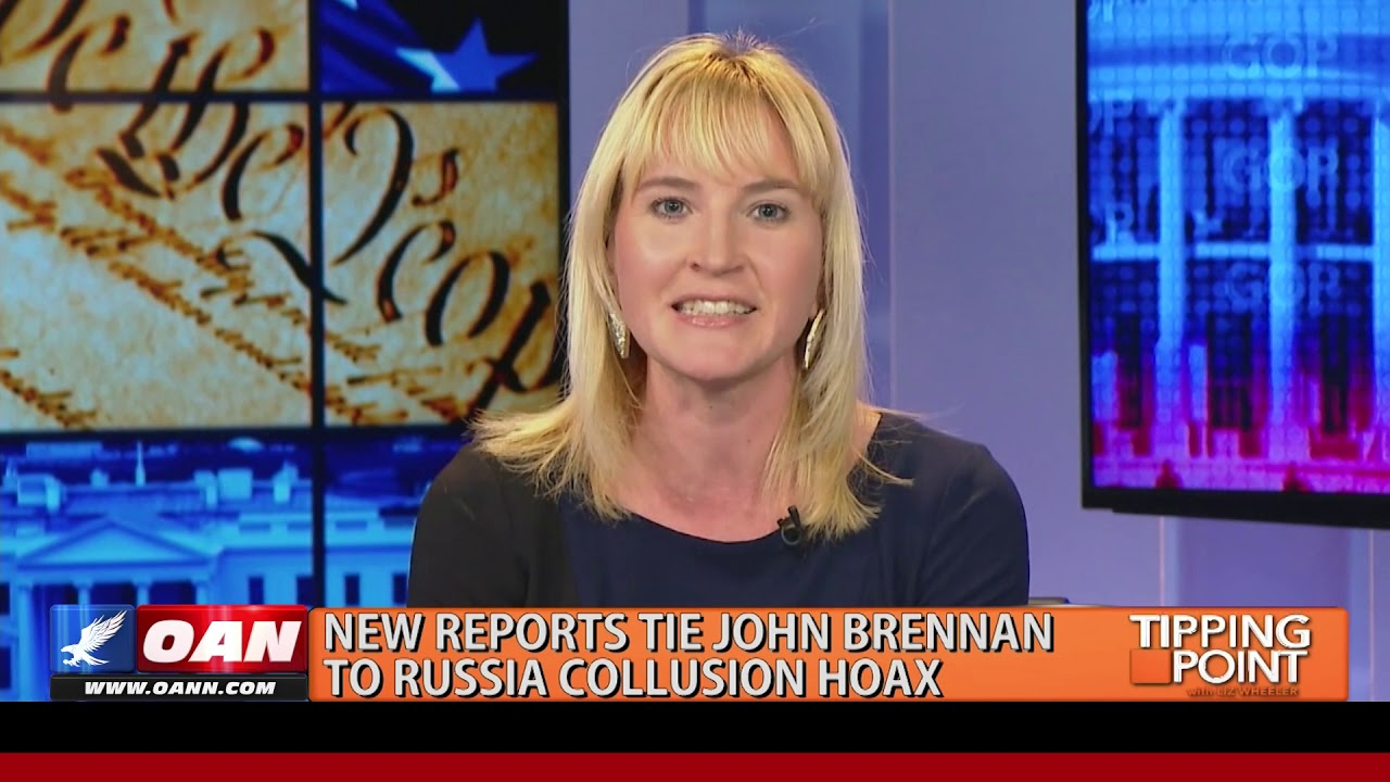 OAN Russia Collusion Clues Are Beginning To Point Back to John Brennan