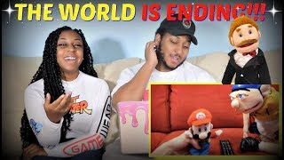 "SML Movie ""The Asteroid!"" REACTION!!!"