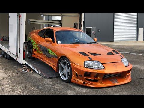 On va chercher les Dodge Charger de Vin Diesel et la Supra de Paul Walker !