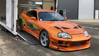 On va chercher les Dodge Charger de Vin Diesel et la Supra de Paul Walker !