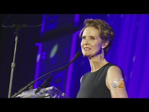 Actress Cynthia Nixon Running For Governor Of New York