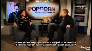 Кит Харингтон рассказывает о своих любимых сценах в «Игре Престолов» (Русские субтитры)