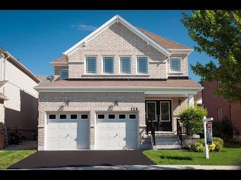 Beautiful Bradford Ontario Home - 128 Aishford Rd. (HD Video Tour)