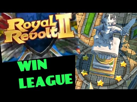 ROYAL REVOLT 2 - HOW TO WIN TOURNAMENTS (tutorial)