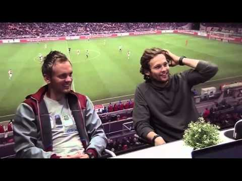 Adidas prank Ajax players and manager Frank de Boer with terrible fake kits | football prank