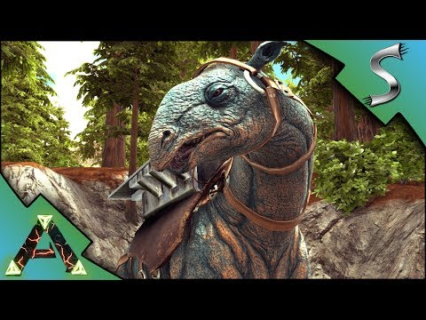 MUTATED PARACER! PARACERATHERIUM TAMING, BREEDING AND MUTATION! - Ark: RAGNAROK [DLC Gameplay E13]