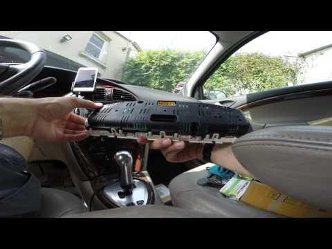 tuto video reparation compteur de vitesse citroen c5 phase 1