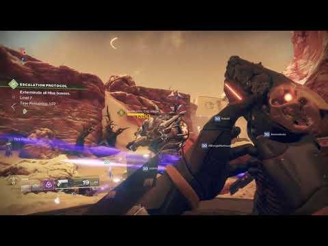 All 5 Escalation Protocol Bosses (Destiny 2)