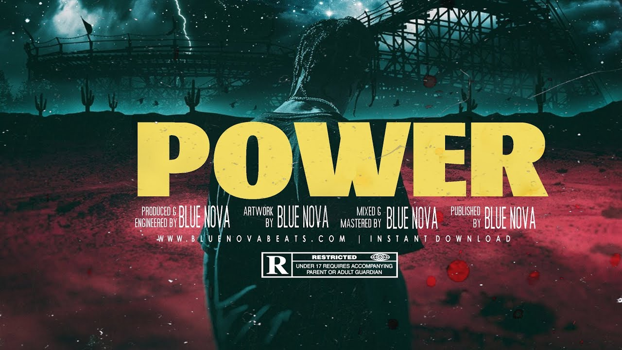 [FREE] Travis Scott x Quavo x AstroWorld Type Beat - POWER (Prod   @BlueNovaBeats)