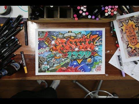 MR WANY – Ironlak Studio
