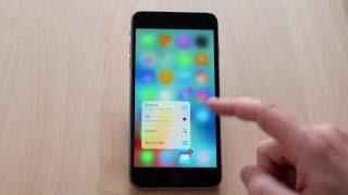 iOS So funktioniert 3D Touch beim iPhone und iPad